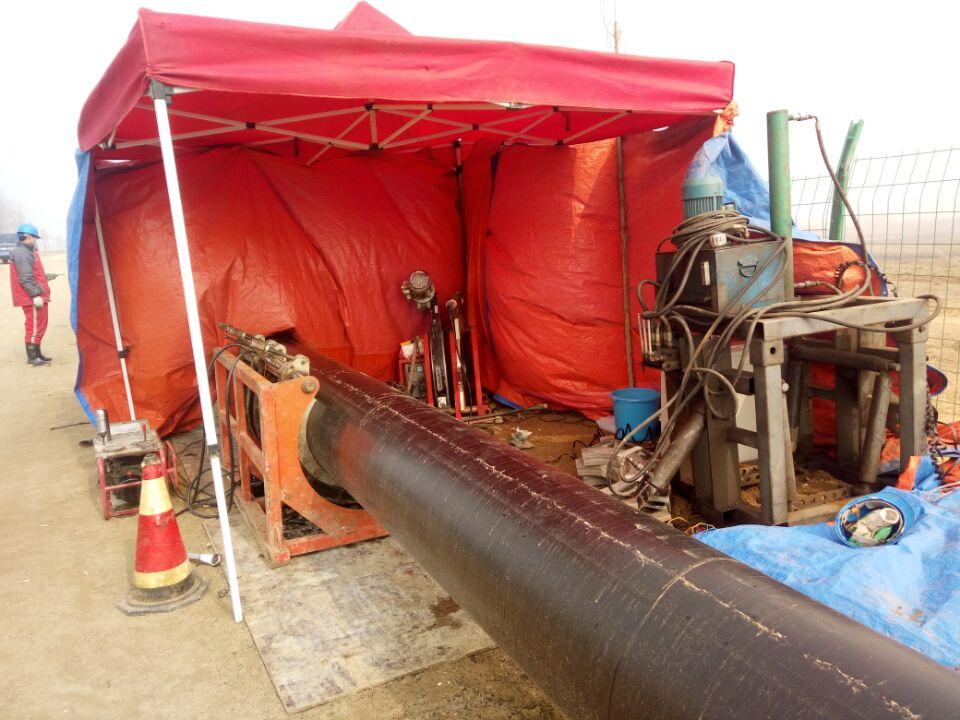 U-HDPE管道内衬修复技术